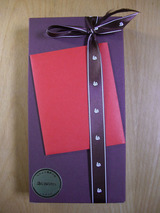 バレンタイン(さんが死んだ)デーのチョコレート